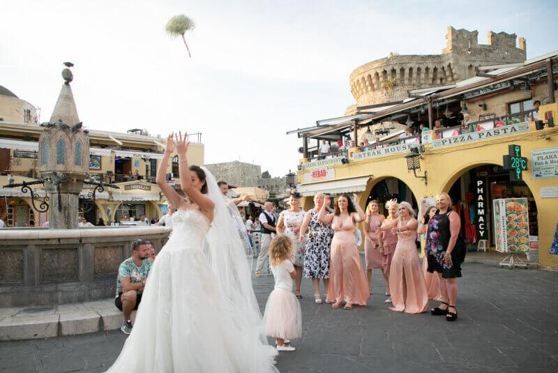 Rhodes Weddings Venues - The Bridal Consultant