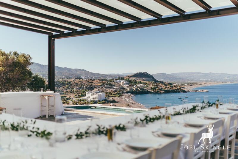 Rhodes Wedding Venues - The Bridal Consultant