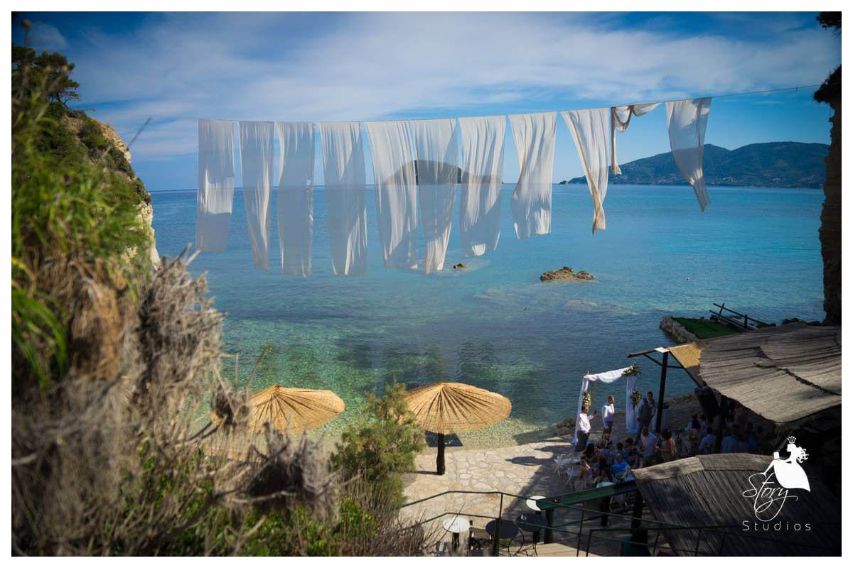 Wedding Packages Abroad Zakynthos