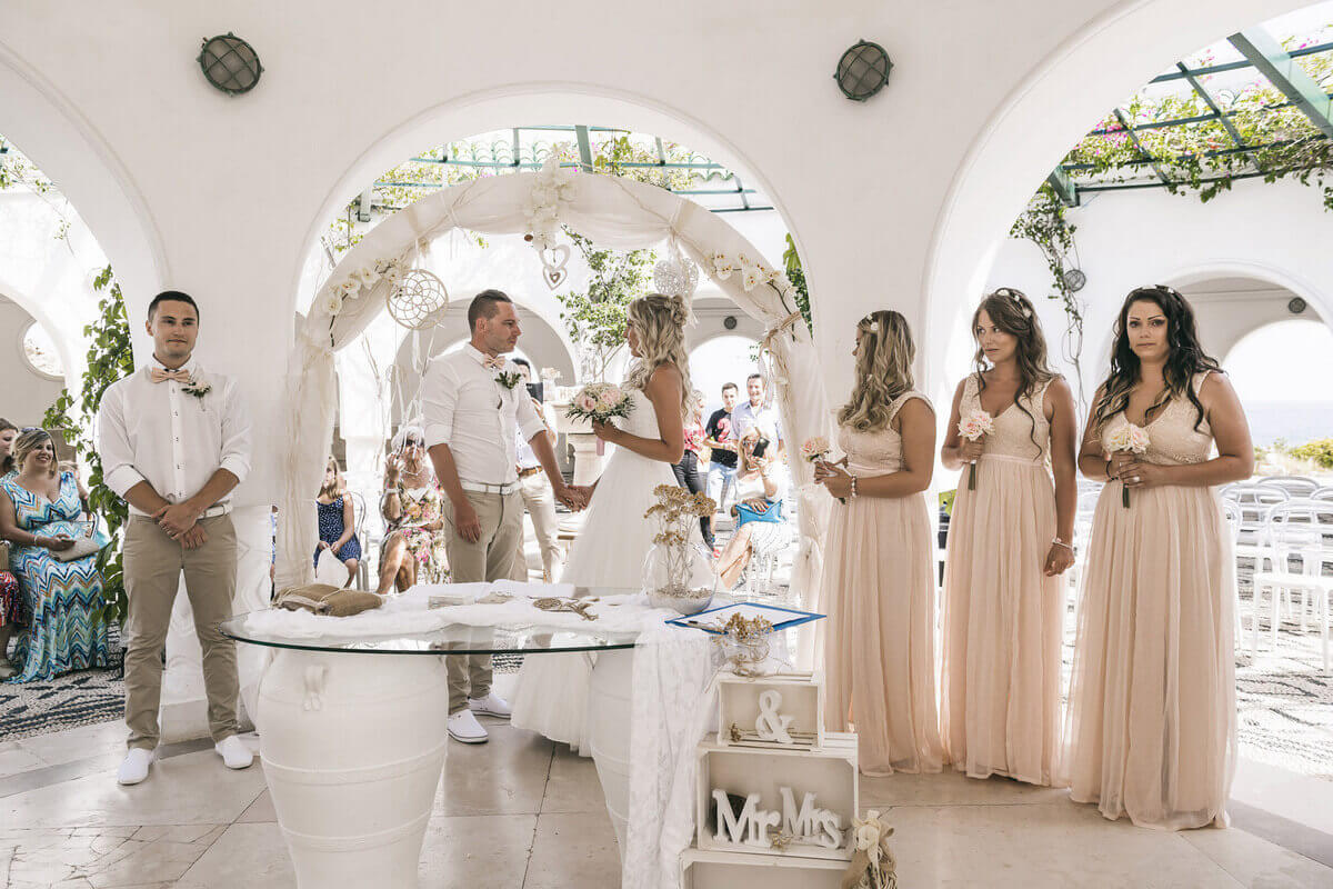 Kalithea Spa Wedding - The Bridal Consultant