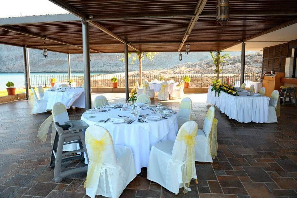 Lindos Memories Beach Wedding Rhodes - The Bridal Consultant
