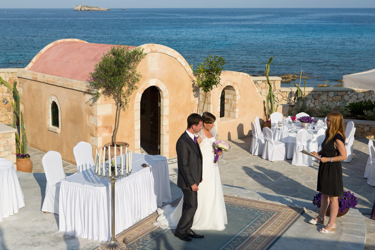 Wedding Chapel Lindos Rhodes - The Bridal Consultant