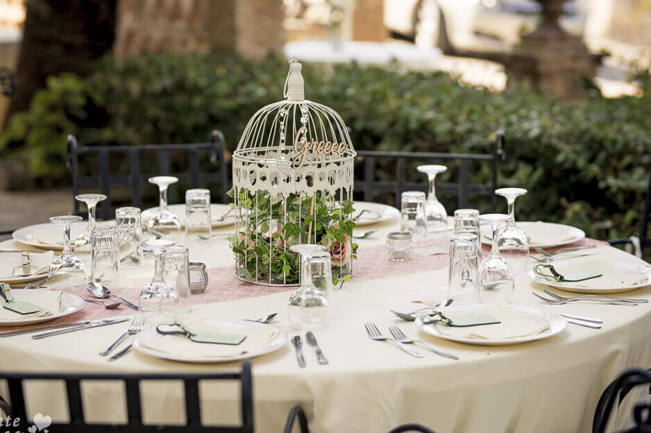 Tranquil Terrace Wedding in Zakynthos - the Bridal Consultant