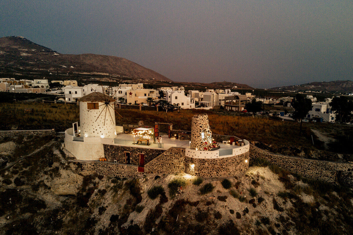 Wedding in Greece Santorini- the Bridal Consultant