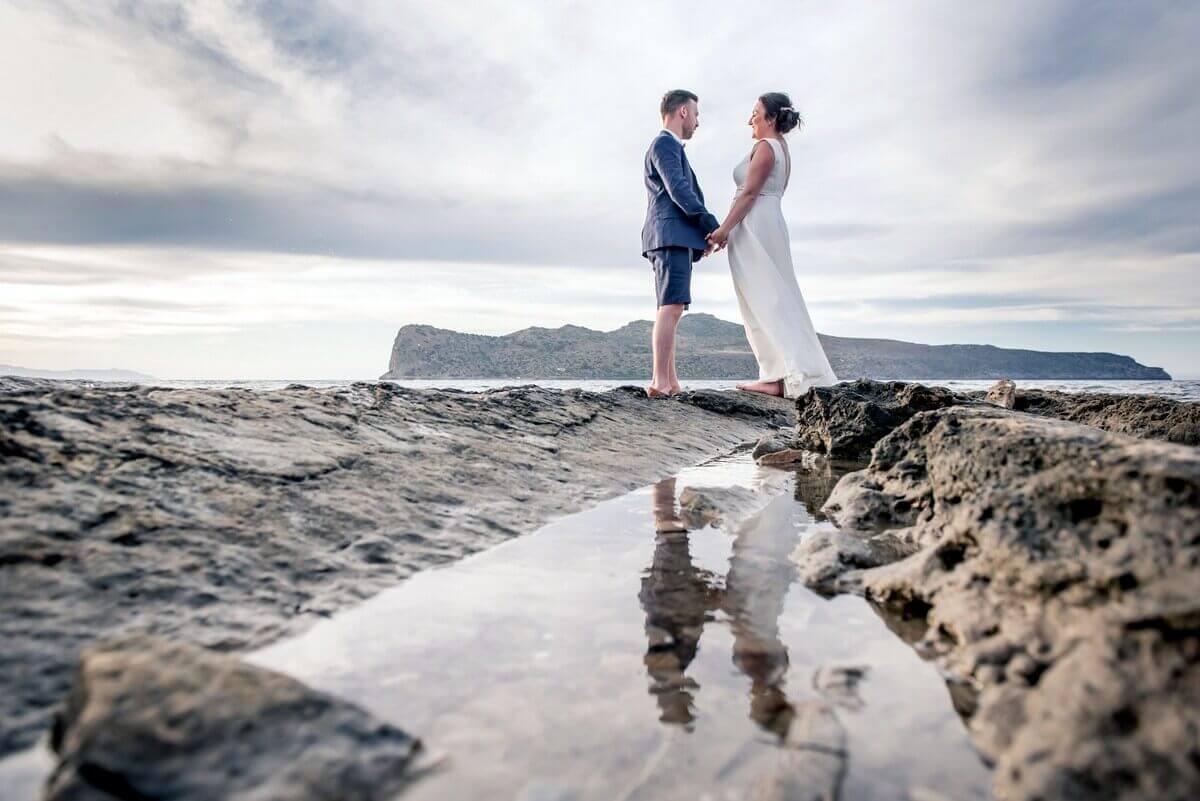 Rustic Beach Wedding Crete - the Bridal Consultant