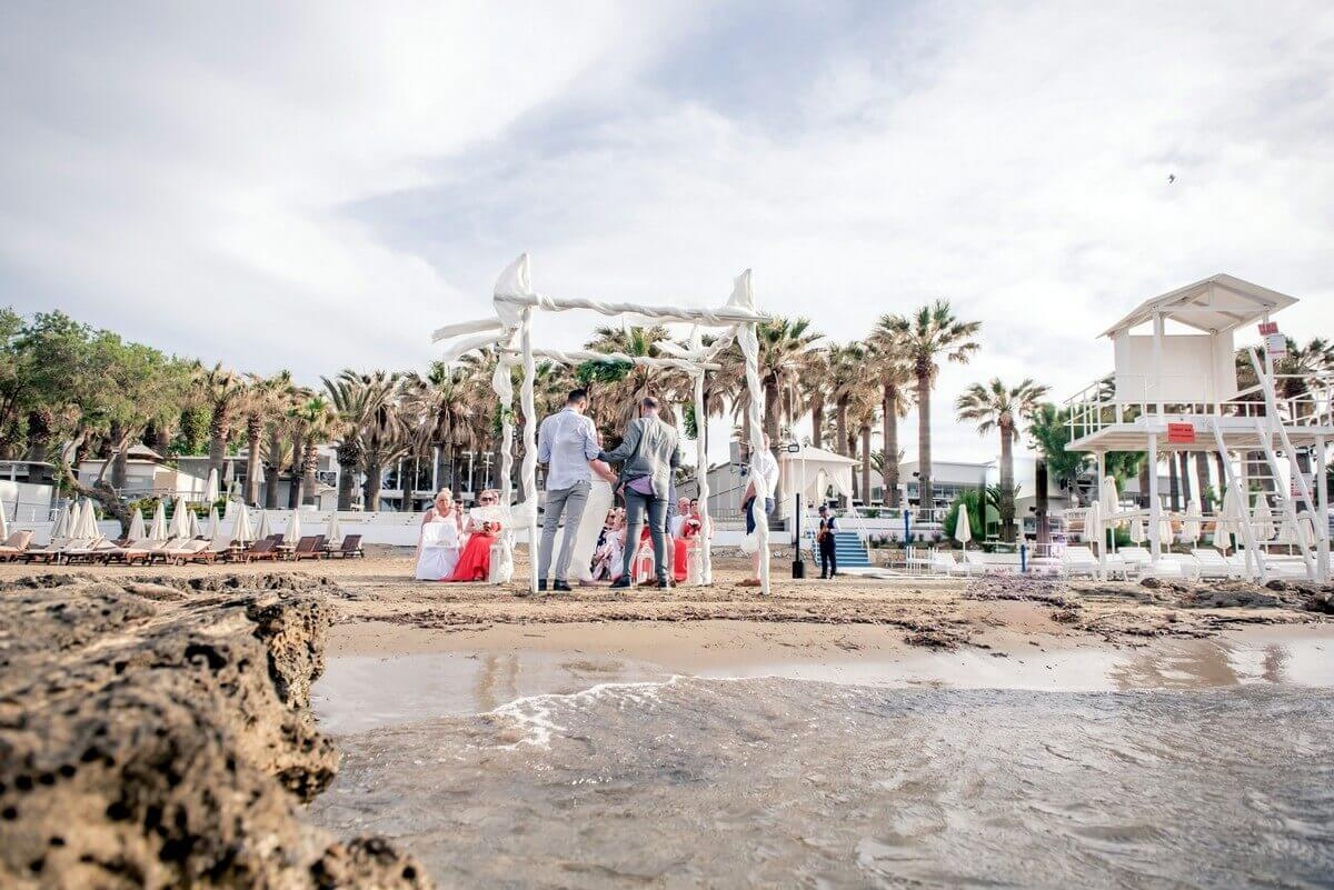 Rustic Beach Wedding Crete - the Bridal Consultant