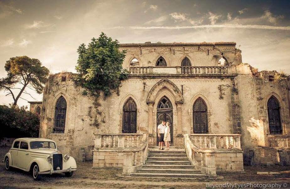 Greek Countryside Wedding Zakynthos - The Bridal Consultant