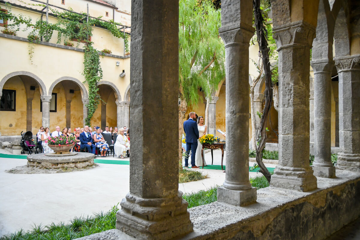 Intimate Weddings Abroad in Italy By The Bridal Consultant