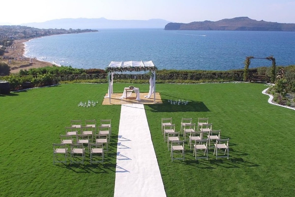 Wedding Packages Abroad Crete - The Bridal consultant