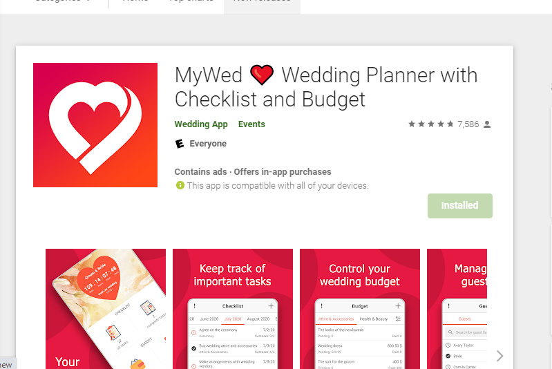 7 top wedding abroad apps - the bridal consultant