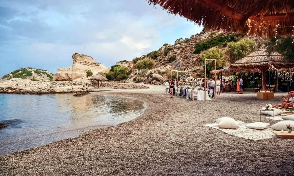 Beach Wedding packages in Rhodes - The Bridal Consultant