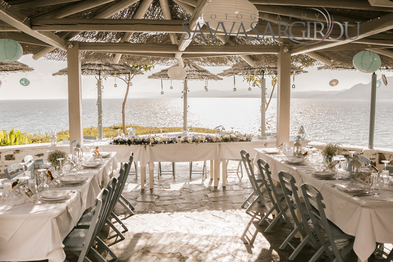 Greek Weddings Venues - By The Bridal Consultant