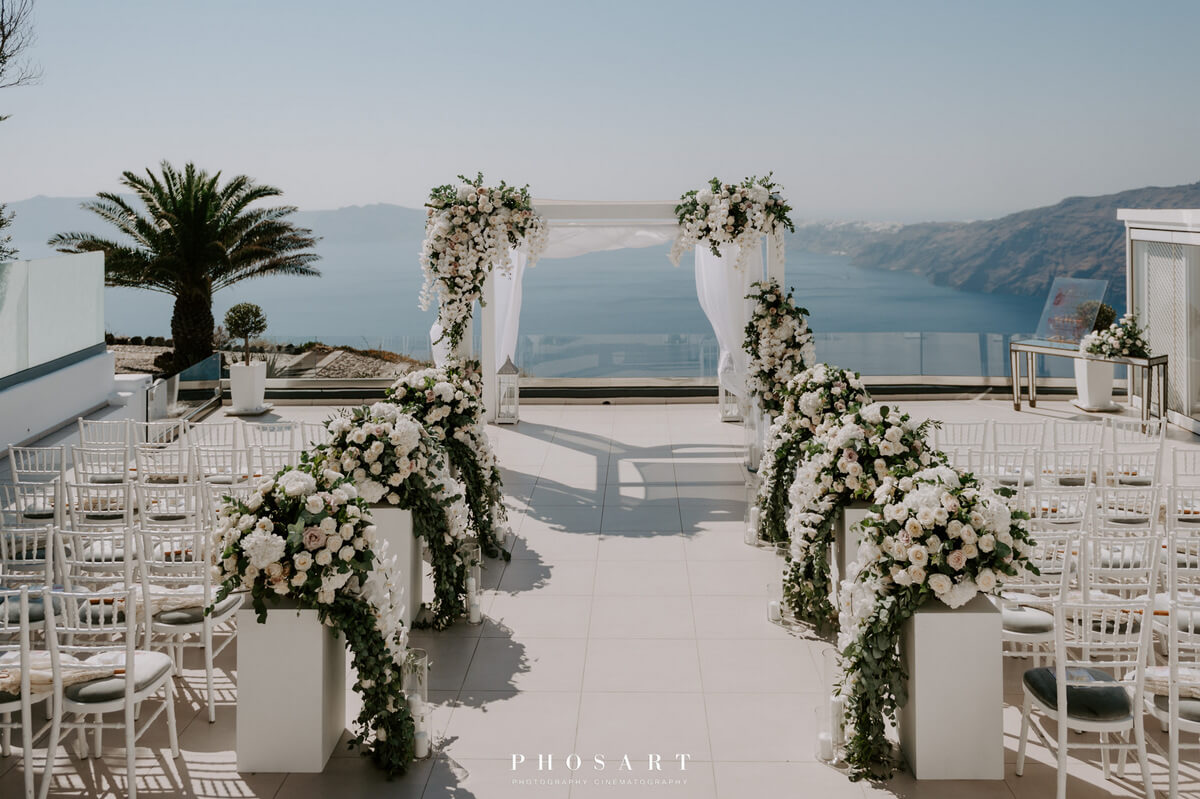 Weddings in Greece By The Bridal Consultant