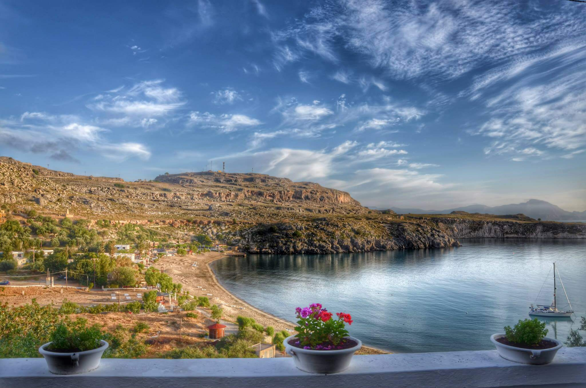 Lindos Wedding Venues - The Bridal Consultant