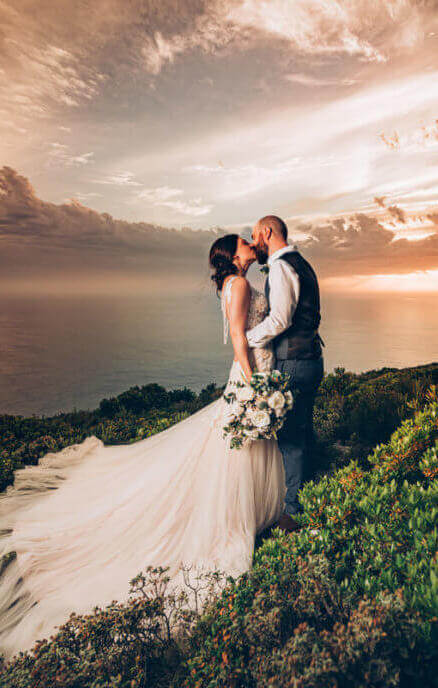 Contact the Bridal Consultant for your dream wedding abroad