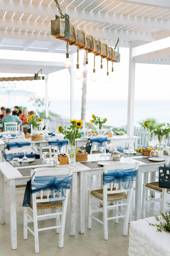 Cavo Greco Kos Wedding - The Bridal Consultant