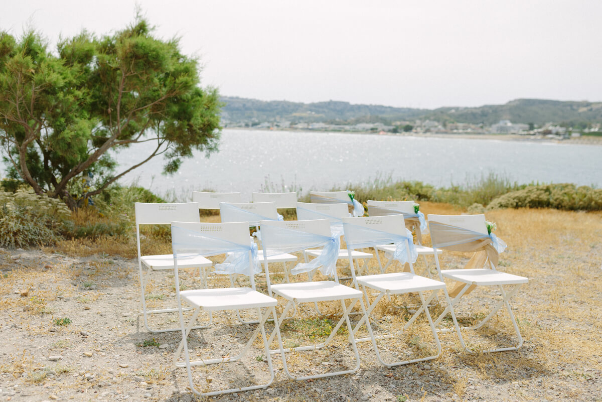 Kastri Island Kos Wedding
