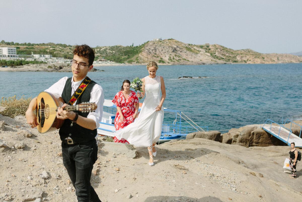 Kastri Island Kos Wedding