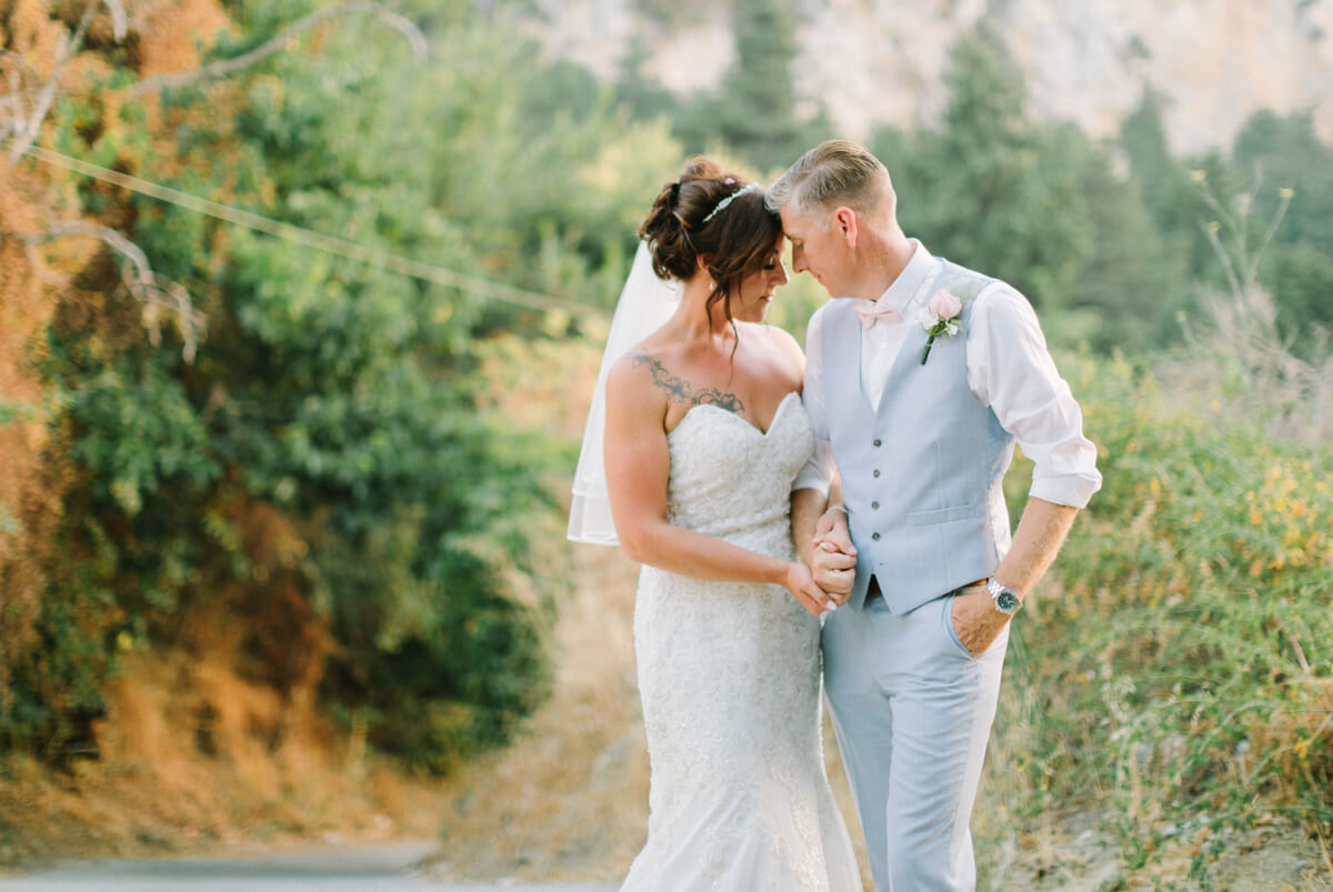 Wedding in Kos - The Bridal Consultant