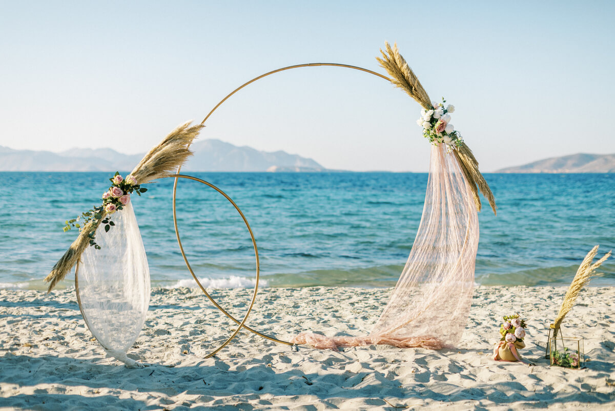 Getting Married Abroad - Wedding in Kos