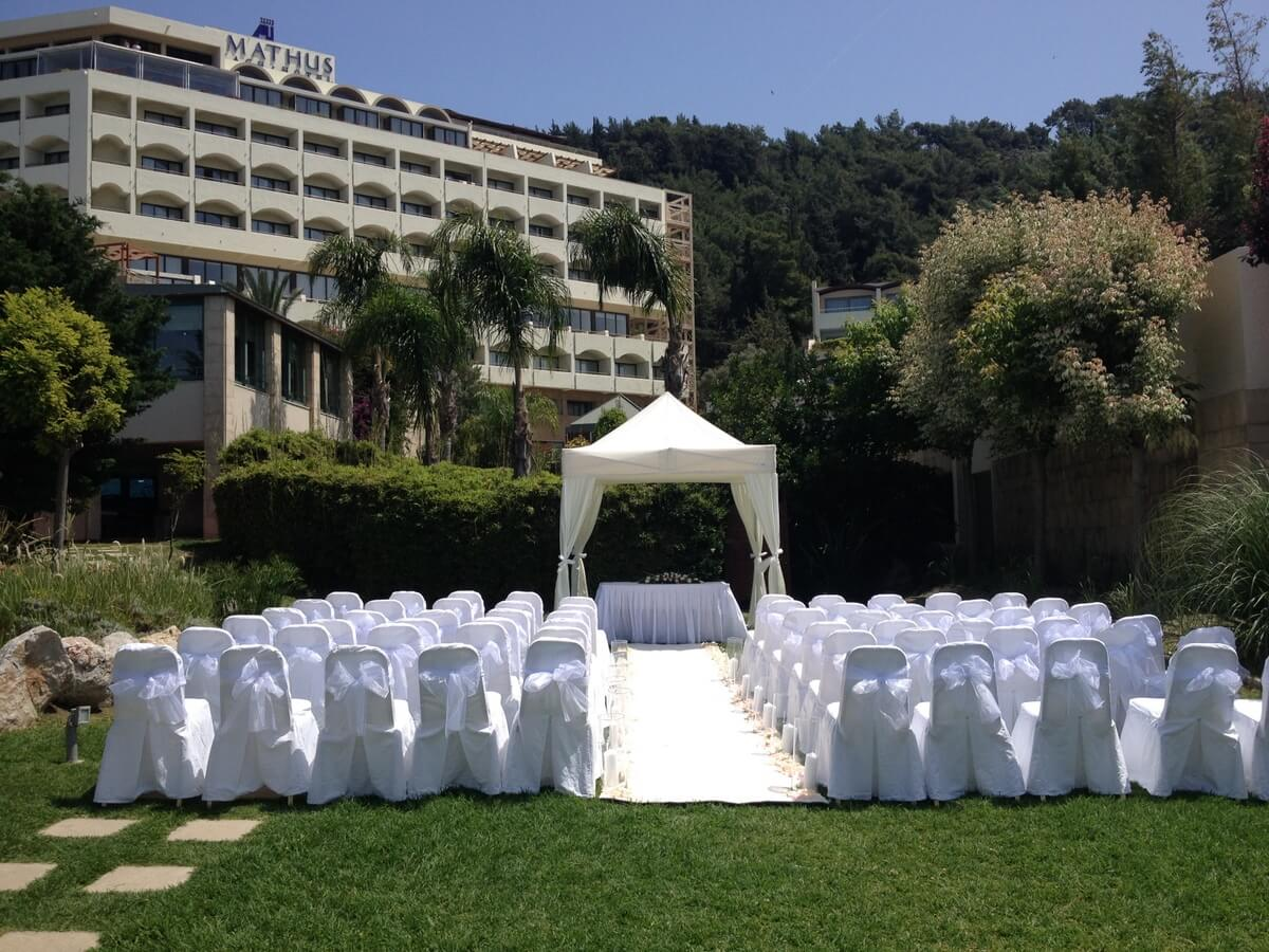 Wedding Packages Abroad Rhodes - The Bridal Consultant